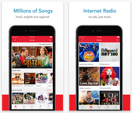 Wynk Music App library