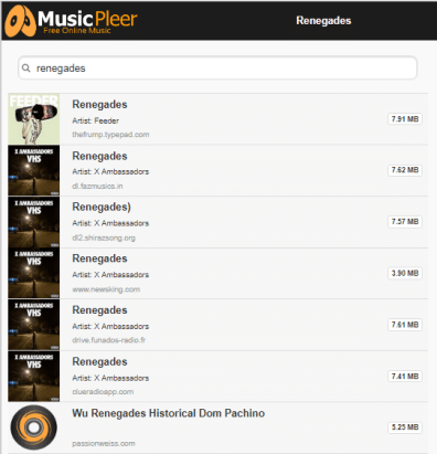 Music Pleer App Download Latest Version 2019 (Android)