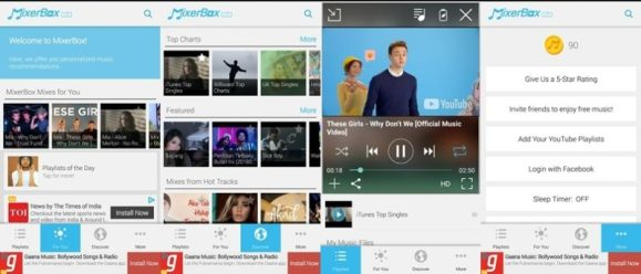 Download Free Music MP3 Player App