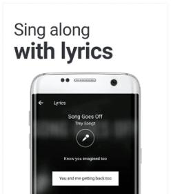 deezer song lyrics