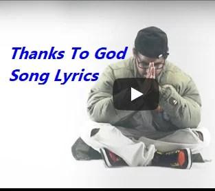 Thanks To God - Emiway - Punjabi - Mp3SongsLyrics.Co