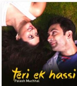 Teri Ek Hasi Lyrics - Jubin Nautiyal