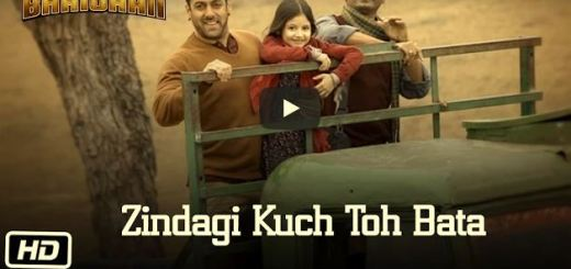Zindagi Song Lyrics – Bajrangi Bhaijaan