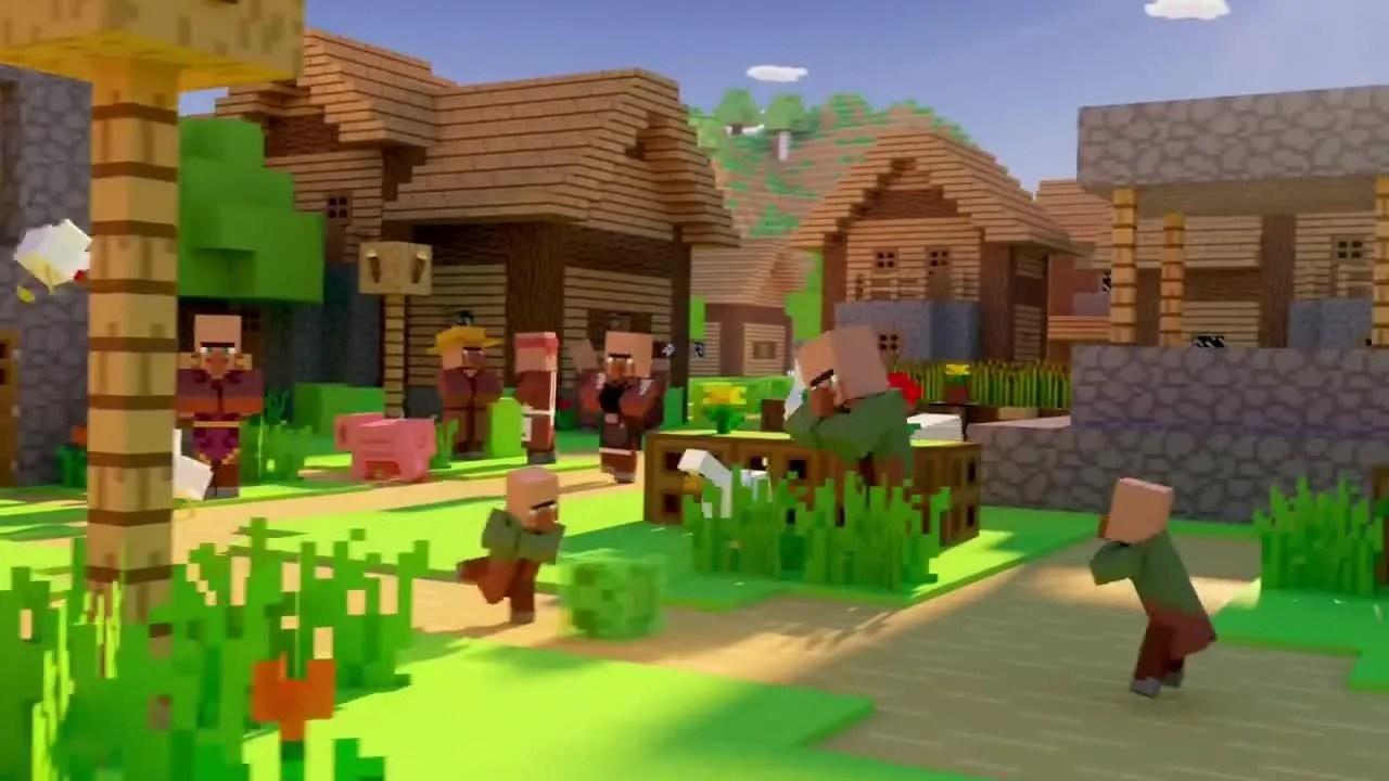 Minecraft Texture Papercraft Blocks Pack