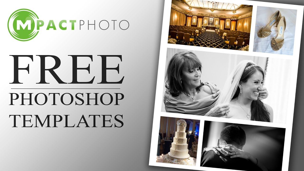 Free Photoshop Templates – MpactPhoto Tutorial