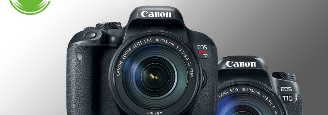 NEW CAMERAS COMING SOON – Canon EOS 77D & Rebel T7i – MpactPhoto