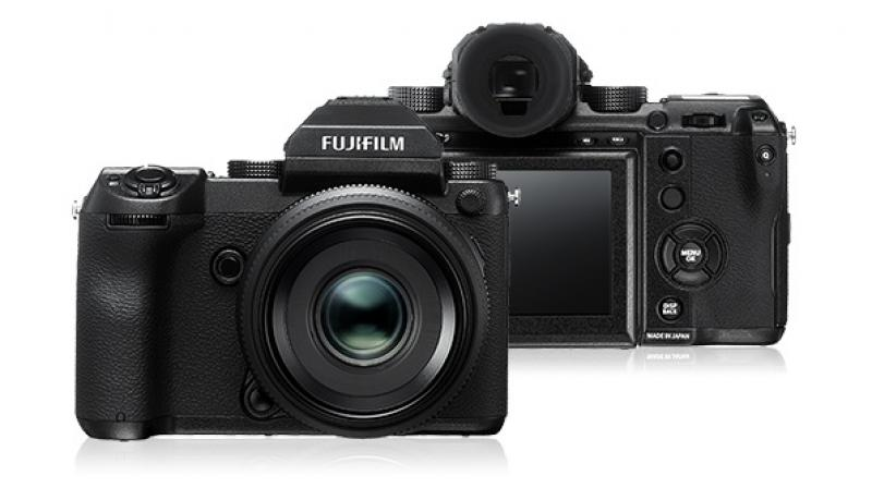 Fujifilm reveals 51.4MP GFX50s mirrorless DSLR camera