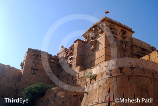 Mahesh Patil, ThirdEye, Photography, India. Jaisalmer Fort, Rajasthan