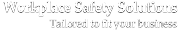 Safety training consultants
