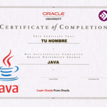 Certificado Oracle - Java