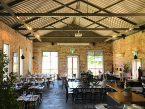 Fine dining at the 1930s building of The Trofeo Estate Winery
