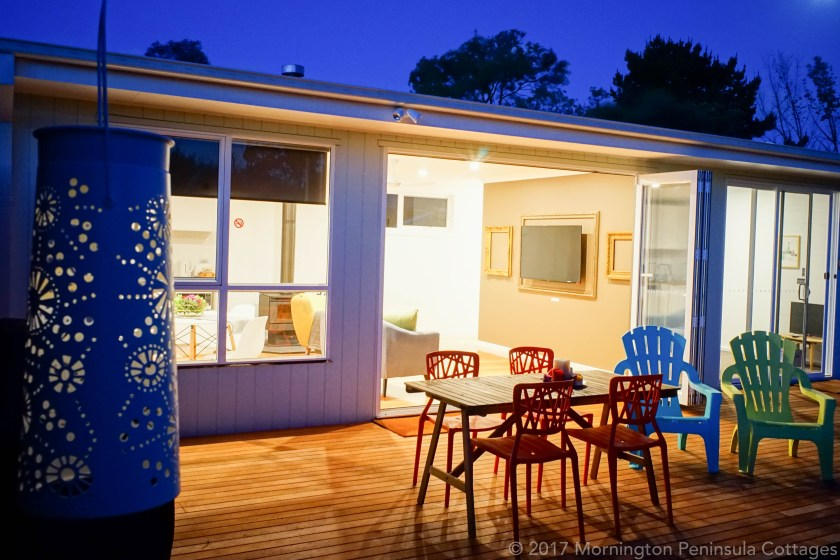 A family and pet friendly holiday accommodation in Mornington Peninsula. MPC, MPBC