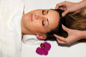 Relaxation or Therapeutic Aromatherapy Massage