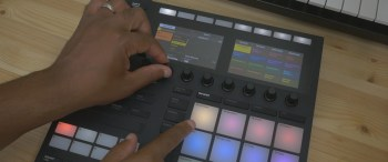 Maschine MK3 – Change Pad Color & Move Pads from the Hardware