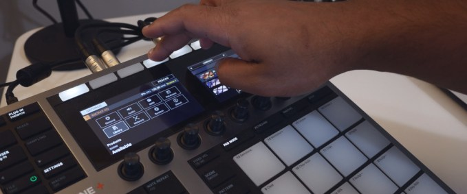 Maschine Plus – Adding Your Sound Library to the SD Card File System