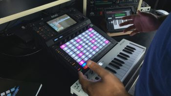 MSXII x Akai Pro Soulful Instruments Expansion Sound Demo