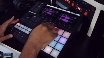 Making a Beat with Maschine MK3 – One Kit: Velvet Lounge