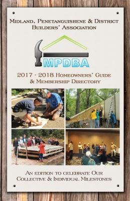 2017 Midland Penetanguishene & District Builders Association Directory
