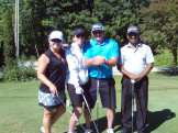 Veeran, Shawn, Dawn & Char