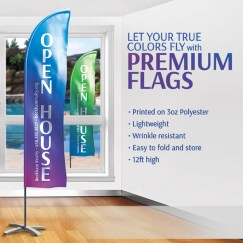Promotional Flag Printing