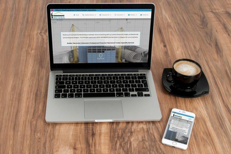 Association directory website design - SEO