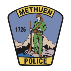 Methuen-Police-Shield-Blue