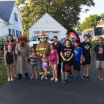 Methuen Police Department Participates in National Night Out