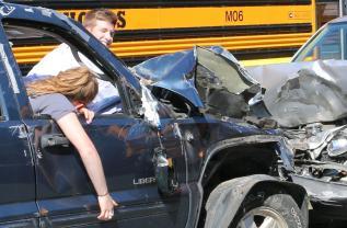 MHS Mock Crash 05-21-18 20