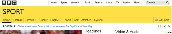 BBC Sport Football News