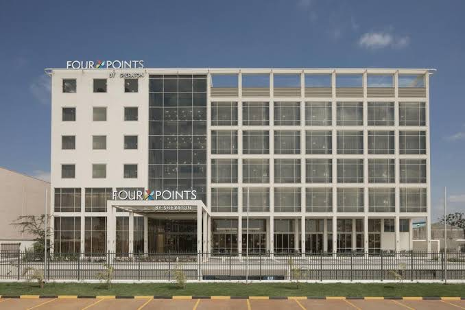 Four Points Sheraton Nairobi Crowned Best Luxury Airport Hotel In Africa