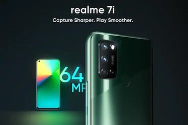 The Realme 7i And Its Price In Kenya