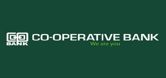 Net Earnings For Co-operative Bank Drop By 25 Percent
