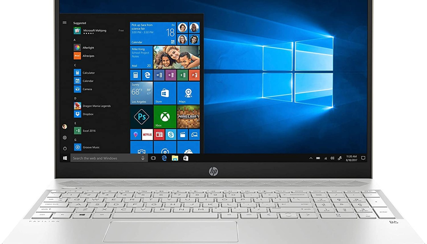 HP pavilion laptop - 15z touch review