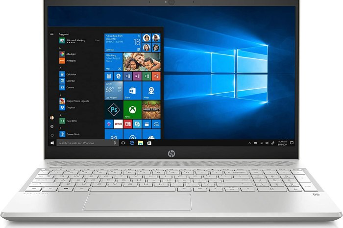 HP pavilion laptop – 15z touch review