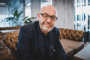 Gary Jones, CEO & co-founder of MediMusic