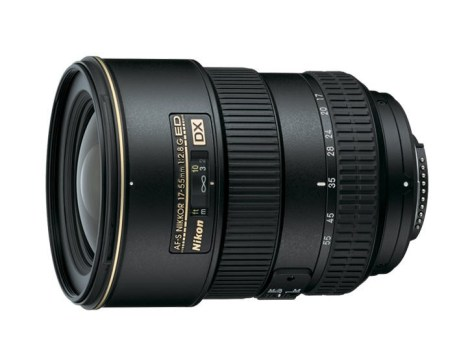 Nikon NIKKOR 17-55mm F2.8 DX ED