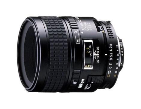 Nikon 60mm F2.8 D AF Macro