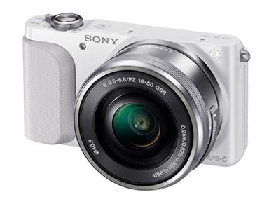 Sony Alpha NEX-3N