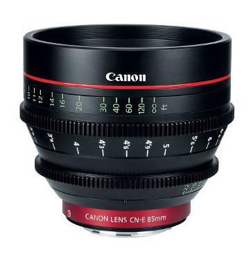 Canon CN-E 85mm Cine Lens