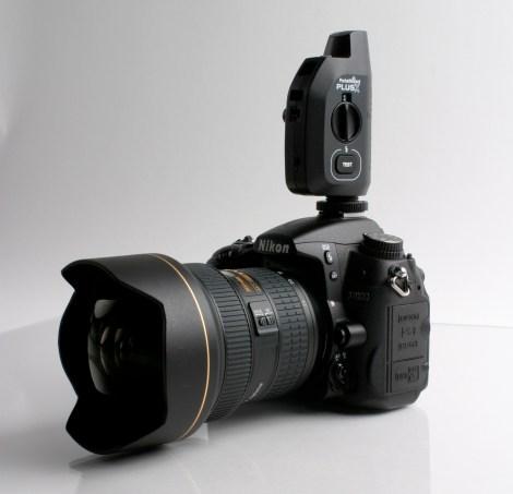 camera setup