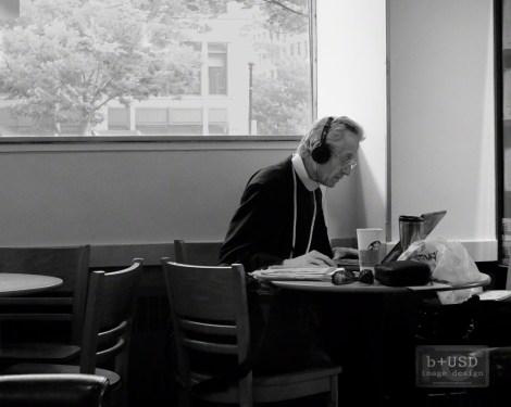 """""""Coffee Break"""" by Aaron Sheldon"""