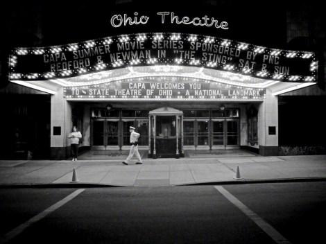 """""""Ohio Theatre"""" by Aaron Sheldon"""