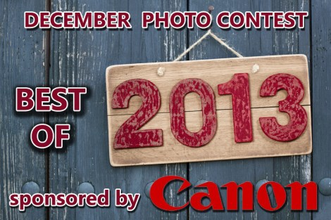 December 2013 Contest Image