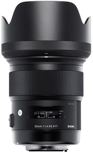 Sigma 50mm f1.4 Art