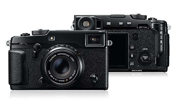 The New X-Pro2 from Fujifilm