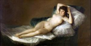 goya nude-maja-1800