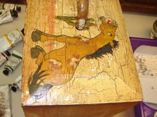 W16 MONTEREY TINOCO HORSE TABLE MPFC 28