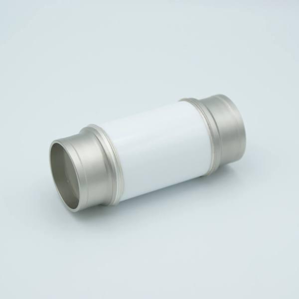 """Ceramic Break, 30KV Isolation, 1.50"""" Dia Stainless Steel Tube Adapters"""
