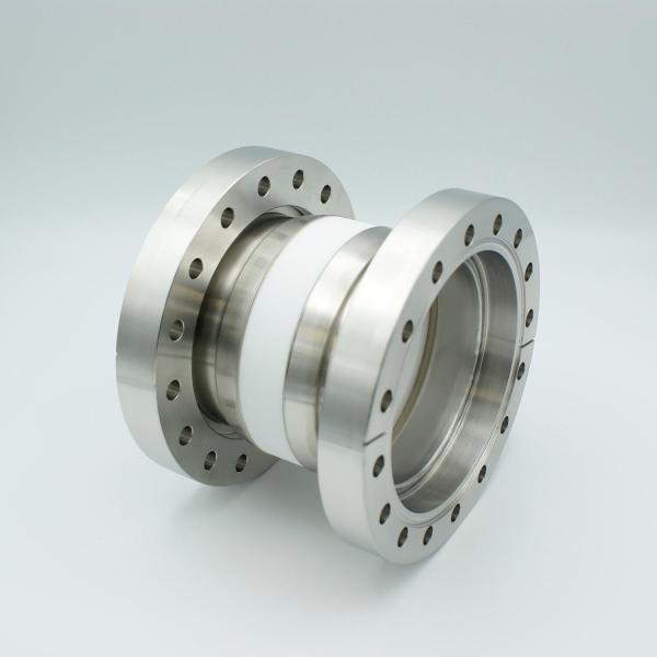 "MPF - A0805-2-CF Ceramic Break, 10KV Isolation, 3.50"" Inner Dia, 6.00"" Conflat Flange"