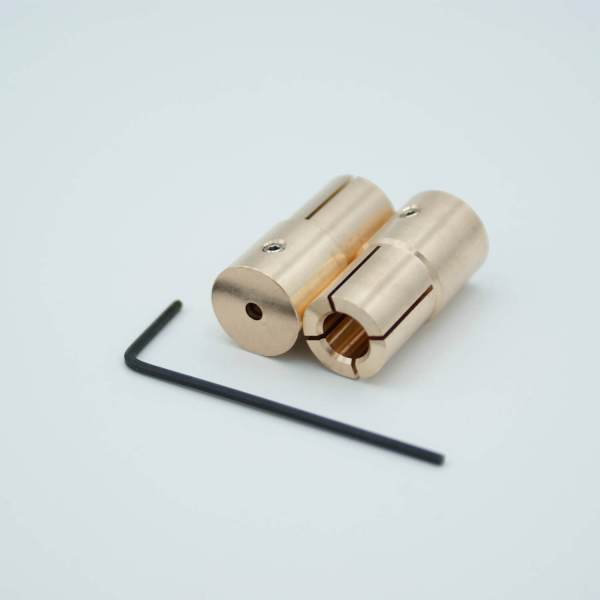 """MPF - A1969-1-CN Push-on Connectors, Beryllium-Copper alloy, 0.25"""" Dia Pin, Package of 2"""